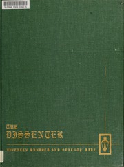 1975 Edition, North Carolina Wesleyan College - Dissenter Yearbook (Rocky Mount, NC)