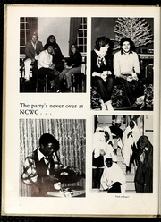 Page 10, 1980 Edition, North Carolina Wesleyan College - Dissenter Yearbook (Rocky Mount, NC) online yearbook collection