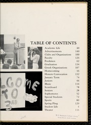 Page 7, 1980 Edition, North Carolina Wesleyan College - Dissenter Yearbook (Rocky Mount, NC) online yearbook collection