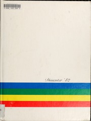 1982 Edition, North Carolina Wesleyan College - Dissenter Yearbook (Rocky Mount, NC)