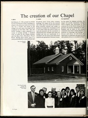 Page 14, 1984 Edition, North Carolina Wesleyan College - Dissenter Yearbook (Rocky Mount, NC) online yearbook collection