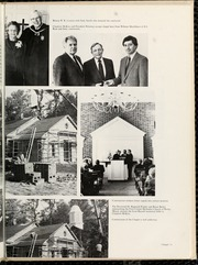 Page 15, 1984 Edition, North Carolina Wesleyan College - Dissenter Yearbook (Rocky Mount, NC) online yearbook collection