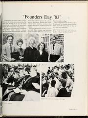 Page 17, 1984 Edition, North Carolina Wesleyan College - Dissenter Yearbook (Rocky Mount, NC) online yearbook collection