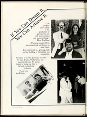 Page 8, 1984 Edition, North Carolina Wesleyan College - Dissenter Yearbook (Rocky Mount, NC) online yearbook collection