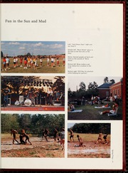 Page 13, 1985 Edition, North Carolina Wesleyan College - Dissenter Yearbook (Rocky Mount, NC) online yearbook collection