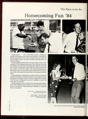 Page 14, 1985 Edition, North Carolina Wesleyan College - Dissenter Yearbook (Rocky Mount, NC) online yearbook collection