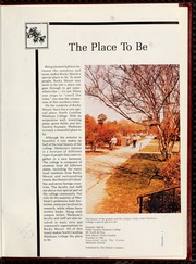 Page 5, 1985 Edition, North Carolina Wesleyan College - Dissenter Yearbook (Rocky Mount, NC) online yearbook collection
