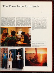 Page 9, 1985 Edition, North Carolina Wesleyan College - Dissenter Yearbook (Rocky Mount, NC) online yearbook collection