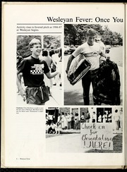 Page 10, 1987 Edition, North Carolina Wesleyan College - Dissenter Yearbook (Rocky Mount, NC) online yearbook collection