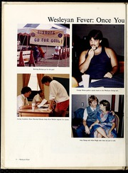 Page 12, 1987 Edition, North Carolina Wesleyan College - Dissenter Yearbook (Rocky Mount, NC) online yearbook collection