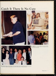 Page 13, 1987 Edition, North Carolina Wesleyan College - Dissenter Yearbook (Rocky Mount, NC) online yearbook collection