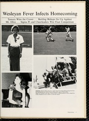Page 15, 1987 Edition, North Carolina Wesleyan College - Dissenter Yearbook (Rocky Mount, NC) online yearbook collection