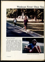 Page 8, 1987 Edition, North Carolina Wesleyan College - Dissenter Yearbook (Rocky Mount, NC) online yearbook collection
