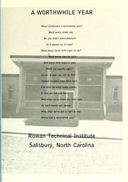 Page 5, 1978 Edition, Rowan Cabarrus Community College - Spectrum Yearbook (Salisbury, NC) online yearbook collection