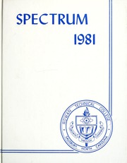 Page 1, 1981 Edition, Rowan Cabarrus Community College - Spectrum Yearbook (Salisbury, NC) online yearbook collection