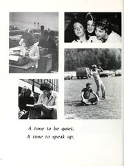 Page 10, 1981 Edition, Rowan Cabarrus Community College - Spectrum Yearbook (Salisbury, NC) online yearbook collection