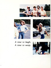 Page 8, 1981 Edition, Rowan Cabarrus Community College - Spectrum Yearbook (Salisbury, NC) online yearbook collection