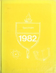1982 Edition, Rowan Cabarrus Community College - Spectrum Yearbook (Salisbury, NC)