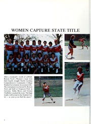 Page 12, 1985 Edition, Rowan Cabarrus Community College - Spectrum Yearbook (Salisbury, NC) online yearbook collection