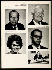 Page 14, 1971 Edition, Central Carolina Community College - Cencaro Yearbook (Sanford, NC) online yearbook collection