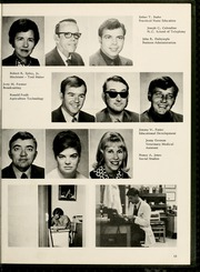Page 17, 1971 Edition, Central Carolina Community College - Cencaro Yearbook (Sanford, NC) online yearbook collection