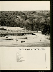 Page 7, 1971 Edition, Central Carolina Community College - Cencaro Yearbook (Sanford, NC) online yearbook collection