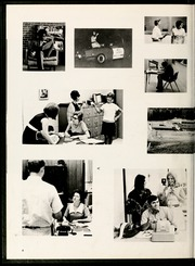 Page 8, 1971 Edition, Central Carolina Community College - Cencaro Yearbook (Sanford, NC) online yearbook collection