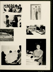 Page 9, 1971 Edition, Central Carolina Community College - Cencaro Yearbook (Sanford, NC) online yearbook collection