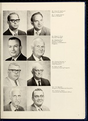 Page 11, 1972 Edition, Central Carolina Community College - Cencaro Yearbook (Sanford, NC) online yearbook collection
