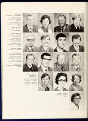 Page 14, 1972 Edition, Central Carolina Community College - Cencaro Yearbook (Sanford, NC) online yearbook collection