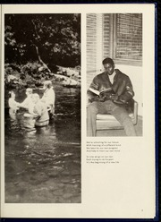 Page 7, 1972 Edition, Central Carolina Community College - Cencaro Yearbook (Sanford, NC) online yearbook collection