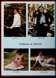Page 12, 1982 Edition, Central Carolina Community College - Cencaro Yearbook (Sanford, NC) online yearbook collection