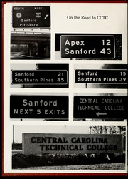 Page 6, 1982 Edition, Central Carolina Community College - Cencaro Yearbook (Sanford, NC) online yearbook collection