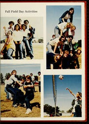 Page 9, 1982 Edition, Central Carolina Community College - Cencaro Yearbook (Sanford, NC) online yearbook collection
