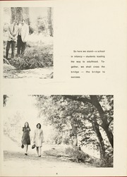 Page 11, 1969 Edition, Cleveland Community College - Bridge Yearbook (Shelby, NC) online yearbook collection