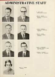 Page 15, 1969 Edition, Cleveland Community College - Bridge Yearbook (Shelby, NC) online yearbook collection
