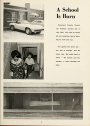 Page 9, 1969 Edition, Cleveland Community College - Bridge Yearbook (Shelby, NC) online yearbook collection