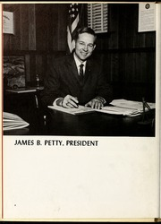 Page 10, 1971 Edition, Cleveland Community College - Bridge Yearbook (Shelby, NC) online yearbook collection