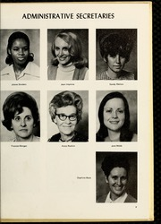 Page 13, 1971 Edition, Cleveland Community College - Bridge Yearbook (Shelby, NC) online yearbook collection