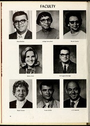 Page 14, 1971 Edition, Cleveland Community College - Bridge Yearbook (Shelby, NC) online yearbook collection