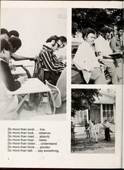 Page 10, 1972 Edition, Cleveland Community College - Bridge Yearbook (Shelby, NC) online yearbook collection