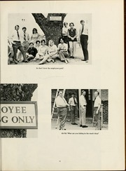 Page 15, 1974 Edition, Cleveland Community College - Bridge Yearbook (Shelby, NC) online yearbook collection