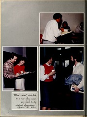 Page 10, 1986 Edition, Cleveland Community College - Bridge Yearbook (Shelby, NC) online yearbook collection
