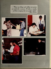 Page 13, 1986 Edition, Cleveland Community College - Bridge Yearbook (Shelby, NC) online yearbook collection