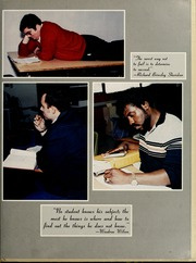 Page 15, 1986 Edition, Cleveland Community College - Bridge Yearbook (Shelby, NC) online yearbook collection