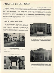 Page 11, 1960 Edition, College of the Albemarle - Beacon Yearbook (Elizabeth City, NC) online yearbook collection