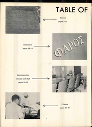Page 6, 1960 Edition, College of the Albemarle - Beacon Yearbook (Elizabeth City, NC) online yearbook collection