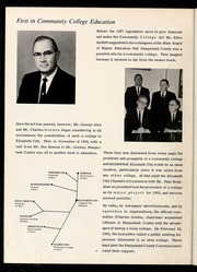 Page 12, 1963 Edition, College of the Albemarle - Beacon Yearbook (Elizabeth City, NC) online yearbook collection