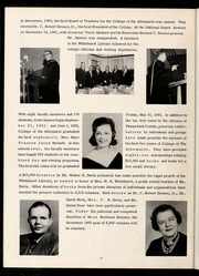 Page 14, 1963 Edition, College of the Albemarle - Beacon Yearbook (Elizabeth City, NC) online yearbook collection