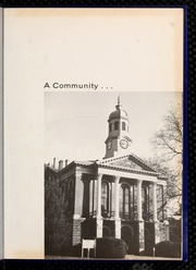 Page 5, 1966 Edition, College of the Albemarle - Beacon Yearbook (Elizabeth City, NC) online yearbook collection